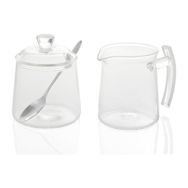 Cukierniczka i mlecznik Glass