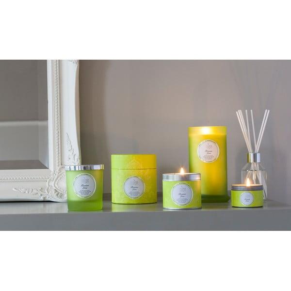 Świeczka zapachowa Shearer Candle 9 cm, limonka