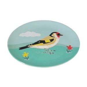 Talerz melaminowy Rex London Goldfinch
