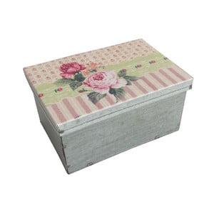 Metalowe pudełko Antic Line Roses
