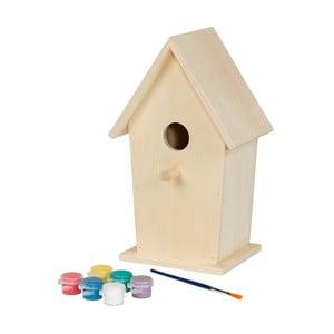 Domek dla ptaków Painting
