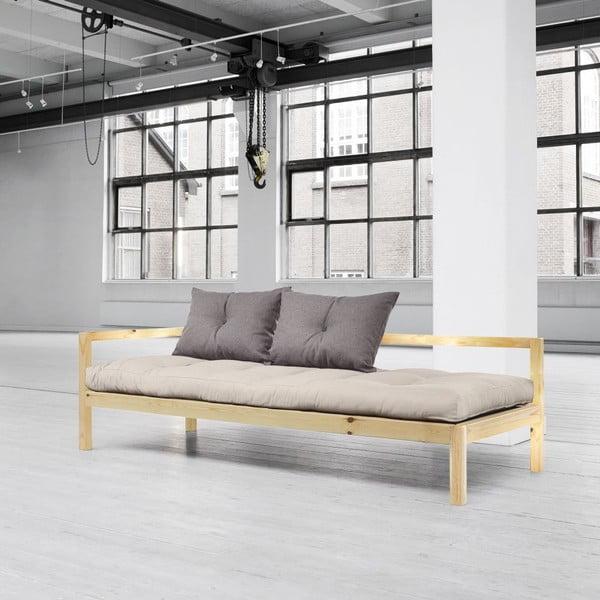 Sofa wielofunkcyjna Karup Soul Clear Iacquered/Vision/Gris