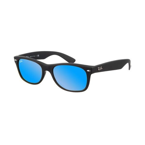 Okulary przeciwsłoneczne Ray-Ban Wayfarer Classic Matt B Blue