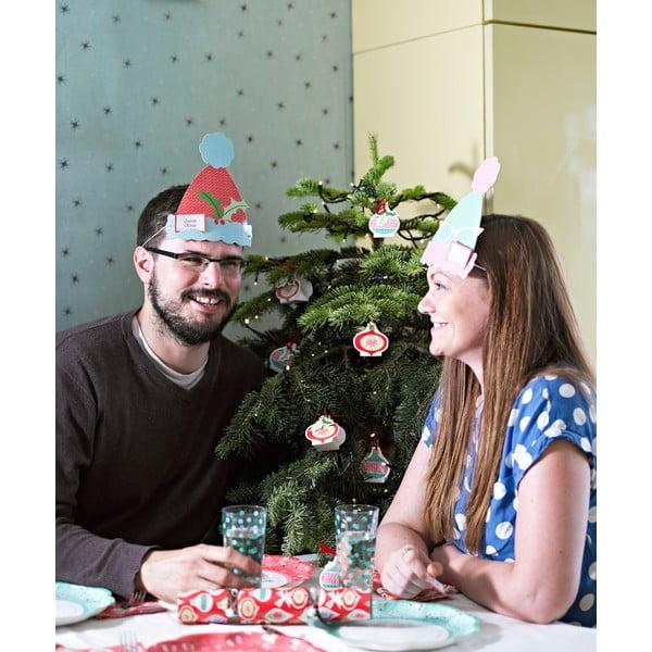 Zestaw gadżetów do zdjęć Christmas Booth