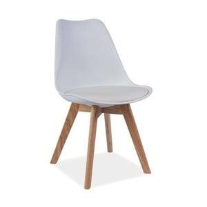 Białe krzesło loomi.design