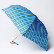 Parasol składany Alvarez Stripe Green Blue