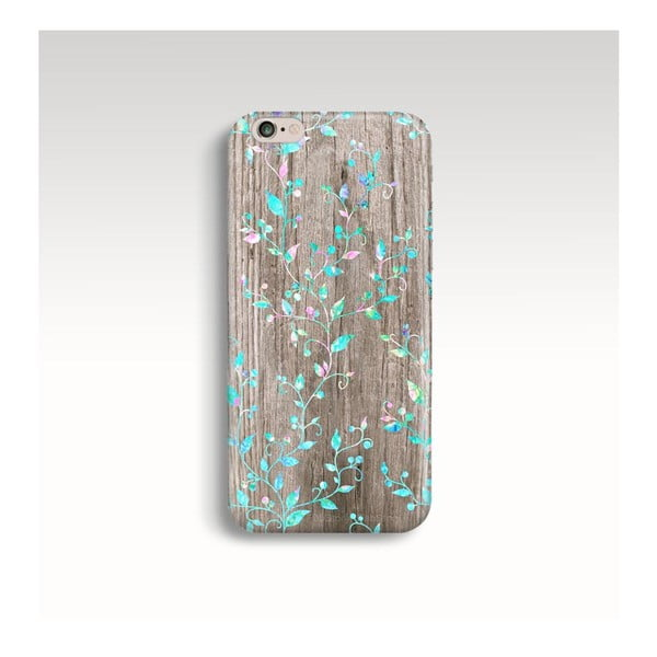 Etui na telefon Wood Blossom na iPhone 6+/6S+