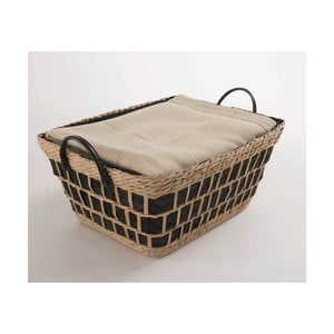Koszyk pleciony Compactor Seagrass, 46x34cm