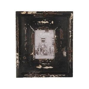 Zestaw obrazów w drewnianych ramach, 22x26 cm, 2 szt.