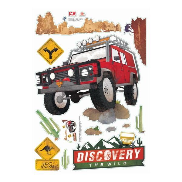Naklejka Ambience Australian Road Trip