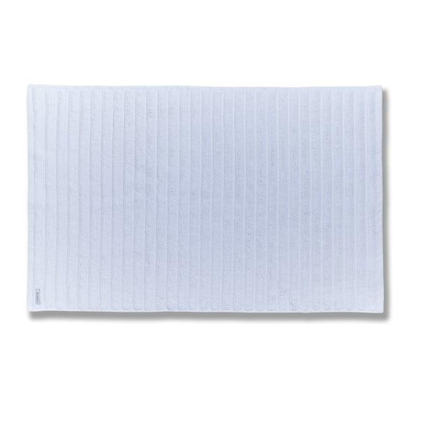 Dywanik łazienkowy Soft Ribbed White, 50x80 cm