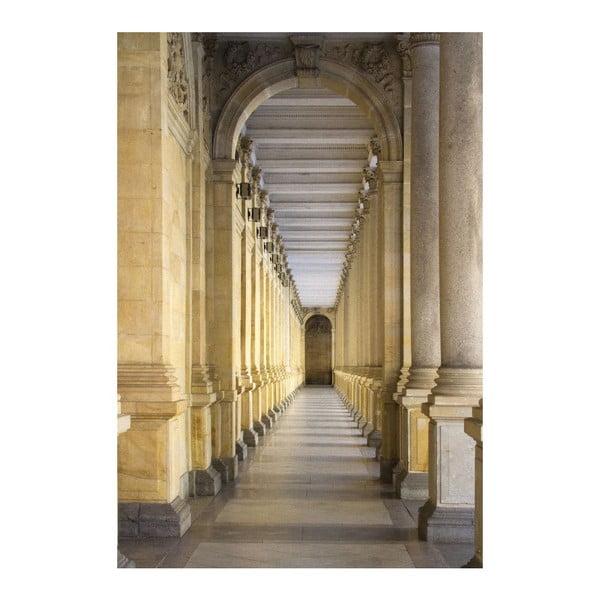 Tapeta wielkoformatowa Kolumnowy foyer, 158x232 cm