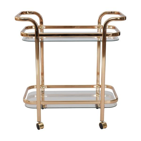 Szklany stolik owalny RGE Frans