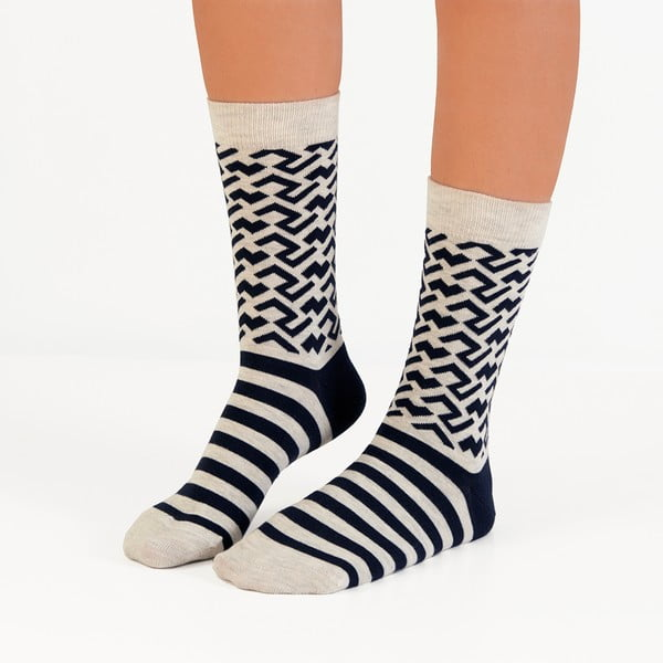 Skarpetki Ballonet Socks Sand, rozmiar 41-46