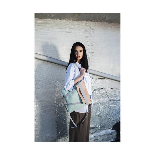 Skórzany plecak dwustronny Maria Maleta Alba