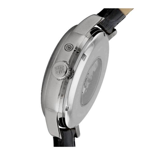Zegarek męski Thomas Earnshaw Black/Metallic Silver