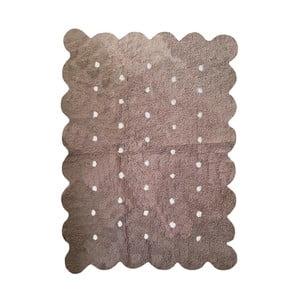 Dywan Cookie 160x120 cm, szarobrązowy