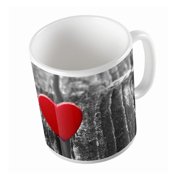 Kubek ceramiczny Love is Everything, 330 ml