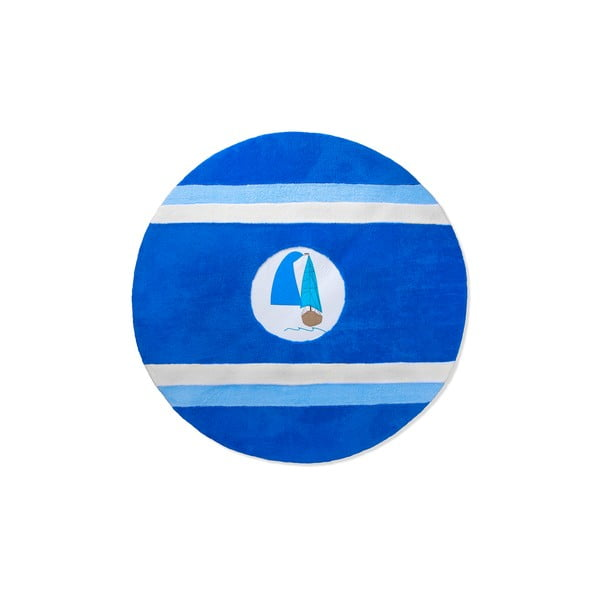 Dywan dziecięcy Beybis Blue and Ocean, 120 cm