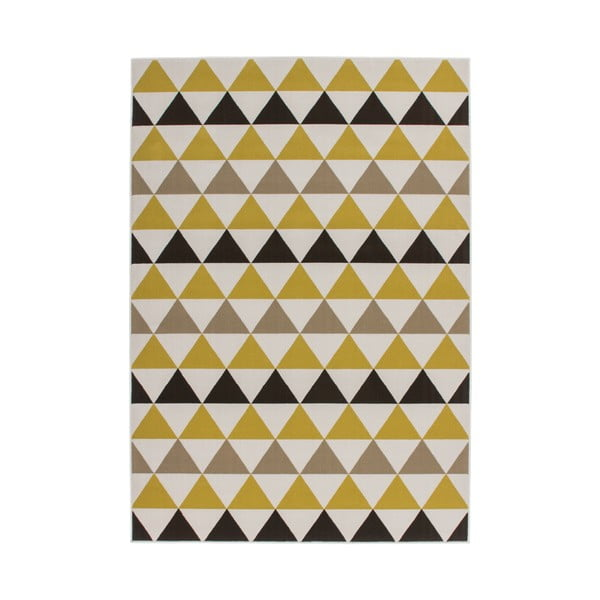 Dywan Stella 800 Yellow, 160x230 cm