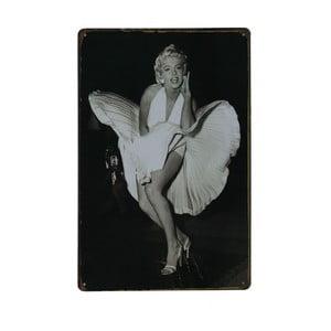 Tablica Oops Marilyn, 20x30 cm