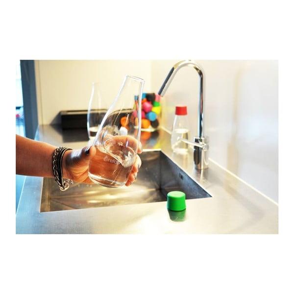 Fioletowa butelka ze szkła ReTap z dożywotnią gwarancją, 800 ml