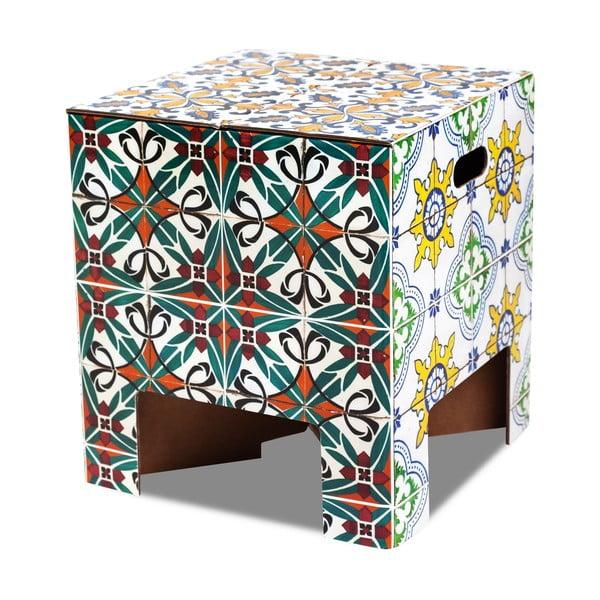 Taboret Dutch Design Chair Tiles