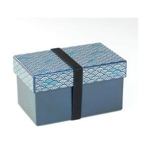 Pudełko na lunch Fresco Blue, 980 ml