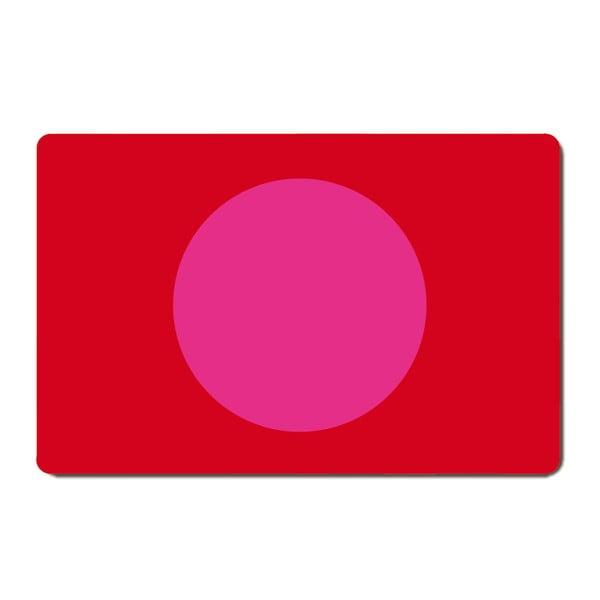 Podkładki na stół, Pink meets Red, 4 szt.