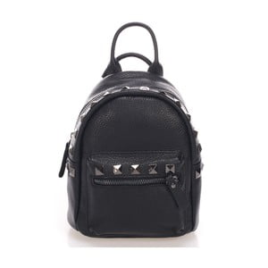 Czarny plecak Massimo Castelli Mare
