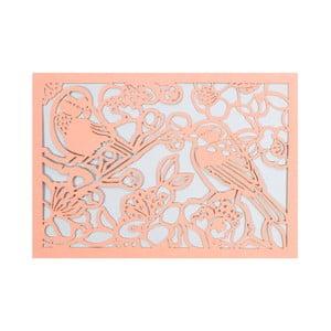Zestaw   10 kart okolicznościowych Portico Designs FOIL Birds