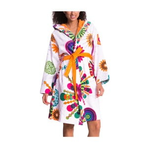 Szlafrok DESIGUAL Moon Purple, M
