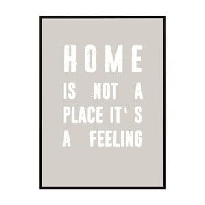 Plakat Nord & Co Home Feeling, 21x29 cm