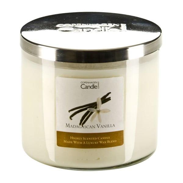Świeczka zapachowa Copenhagen Candles Madagascan Vanilla, czas palenia 50 godzin