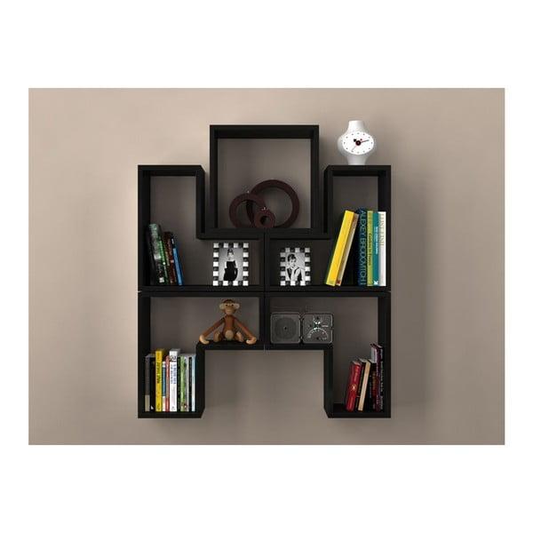 Biblioteczka wisząca Lord Black