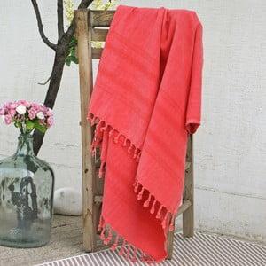 Ręcznik hamam Peshtemal Pomegranete, 80x160 cm