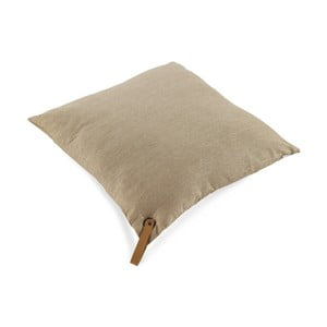 Beżowa poduszka z wypełnieniem Geese San Francisco, 45x45 cm