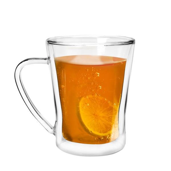 Szklanka z podwójną ścianką Vialli Design Amo, 250 ml