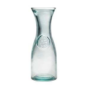Szklana karafka ze szkła z recyklingu Ego Dekor Authentic, 800 ml