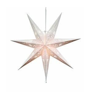 Świecąca gwiazda ze stojakiem Metasol Snow, 70 cm