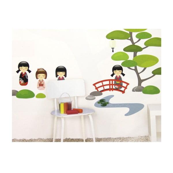 Naklejka Ogród japoński