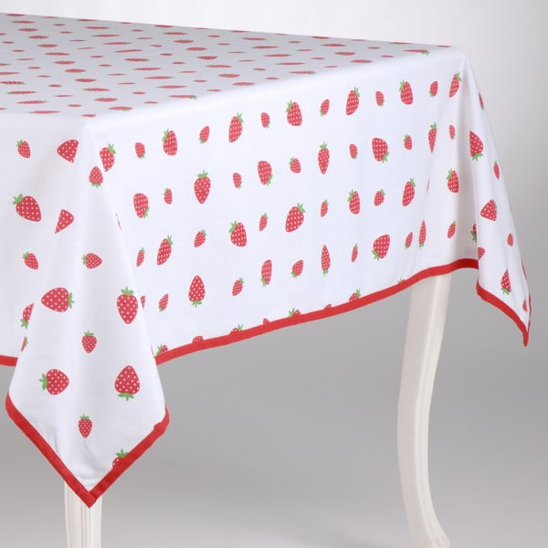 Obrus Strawberry, 250x145 cm