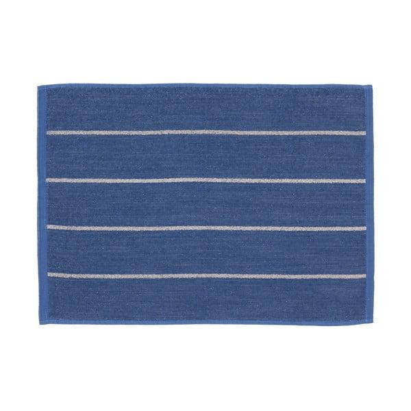 Komplet 2 niebieskich ręczników Casa Di Bassi Camilla, 50 x 70 cm