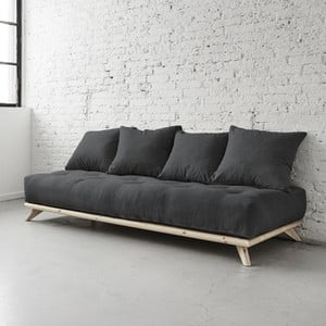 Sofa Senza Natural/Dark