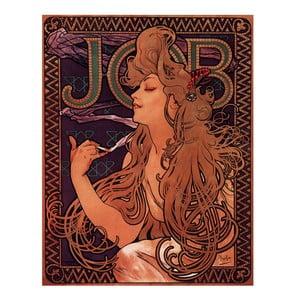 """Obraz """"Job"""" (Alfons Mucha), 90x120 cm"""