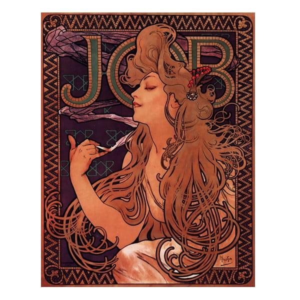 """Obraz """"Job"""" (Alfons Mucha), 40x50 cm"""