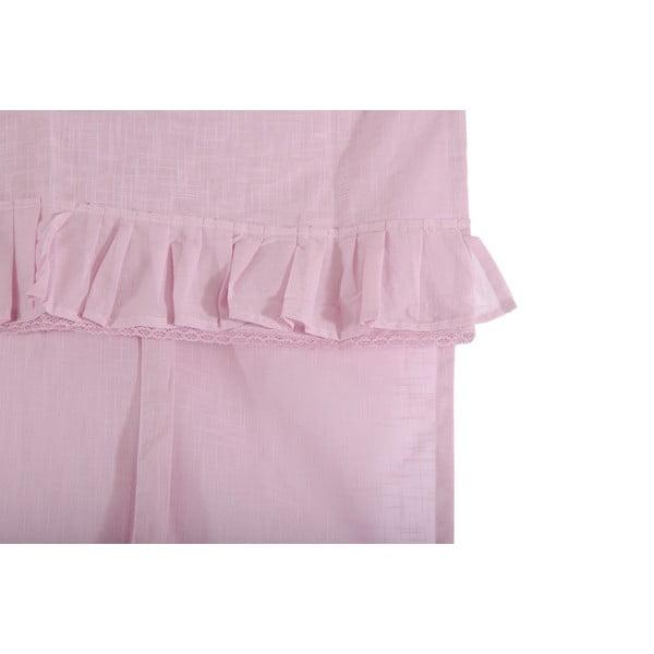 Roleta rzymska Louise 140x90 cm, różowa