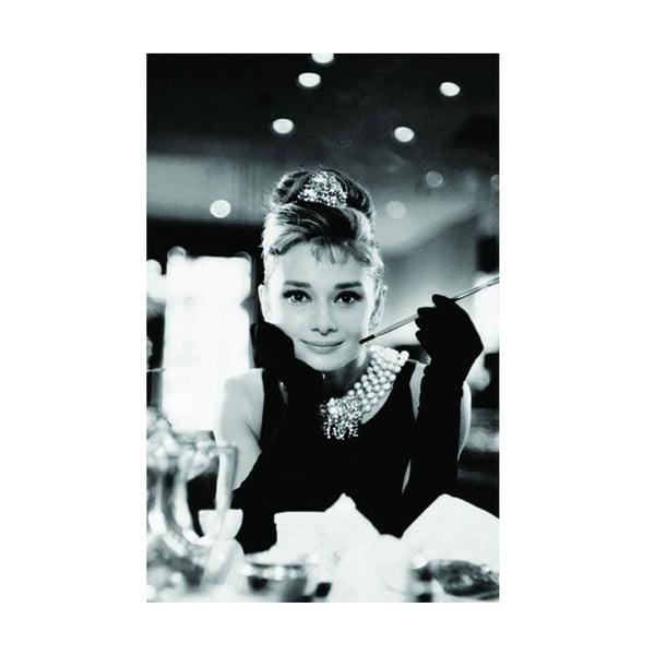 Foto-obraz Audrey , 81x51 cm