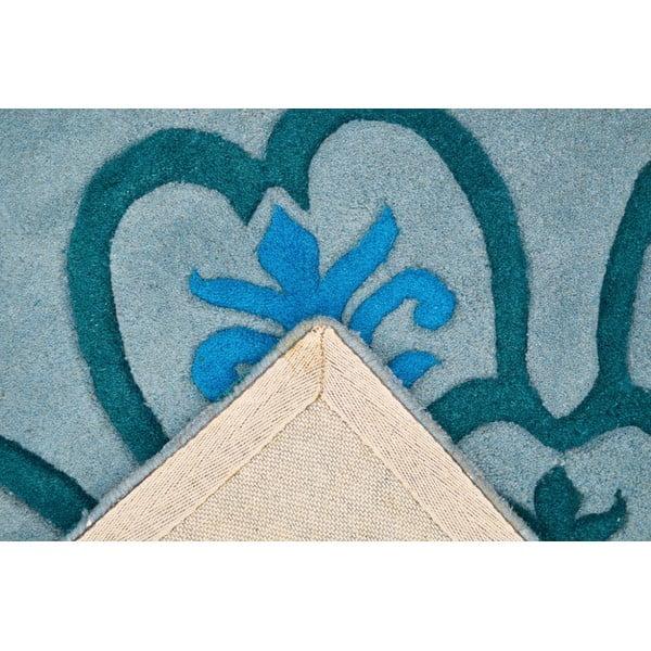 Dywan Floral Light Blue, 153x244 cm