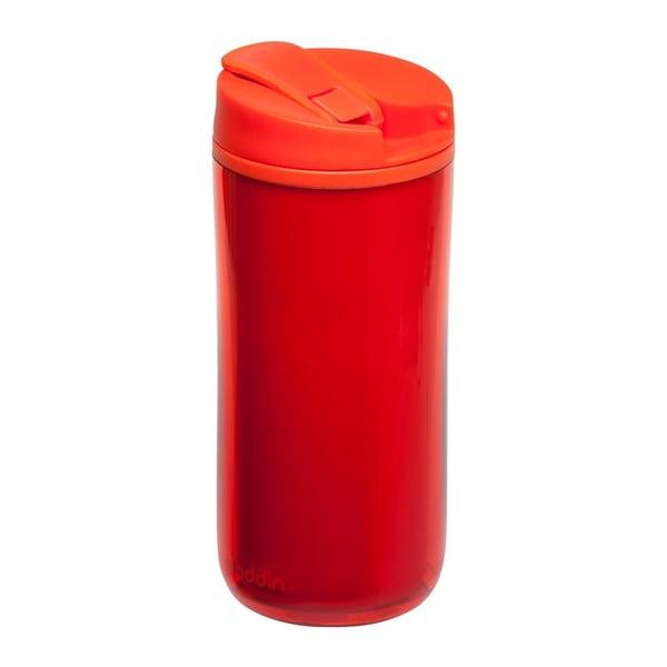 Kubek termiczny Flip & Seal 350 ml, czerwony